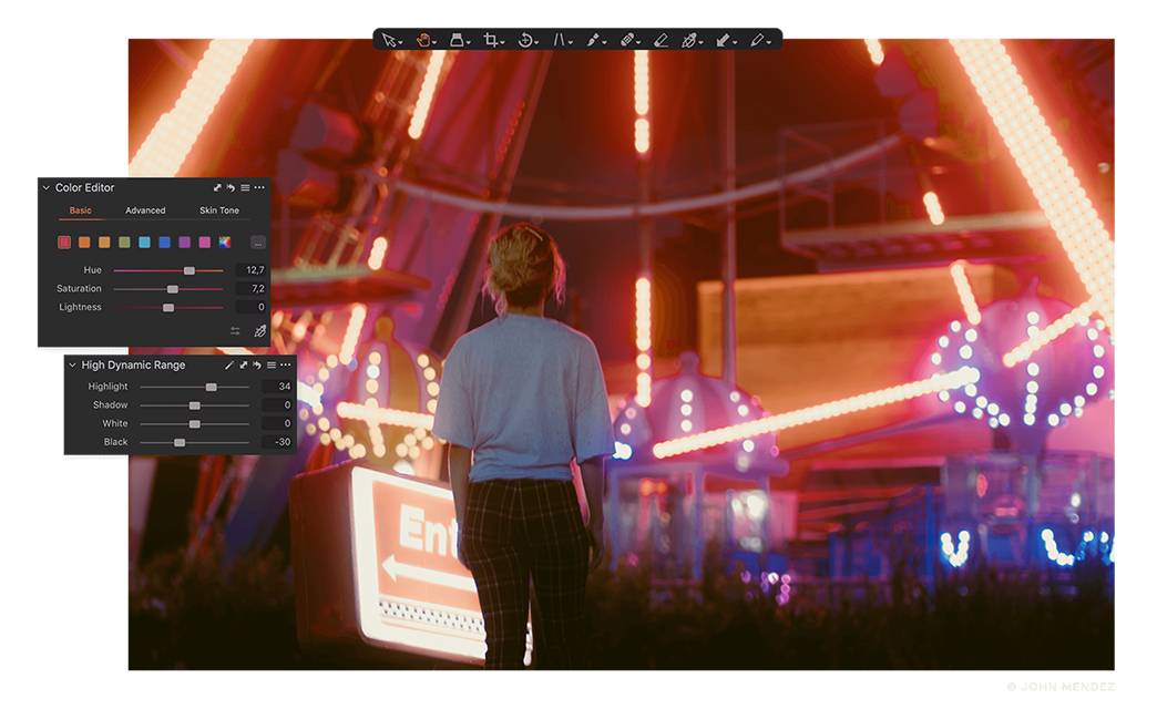 capture one raw photo editor brand feature editing tools take creative control