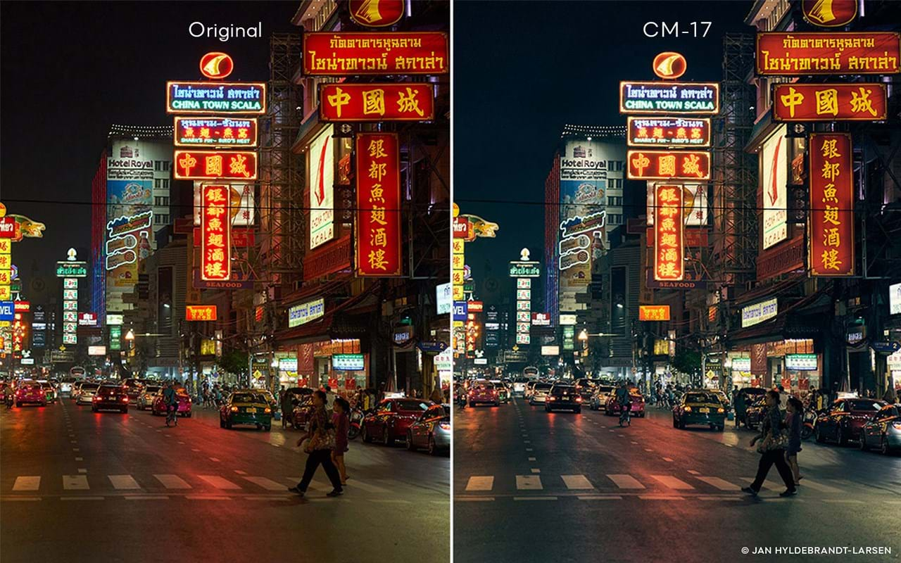 Capture One Raw Photo Editor Buy Style Cinematic Styles Cm16