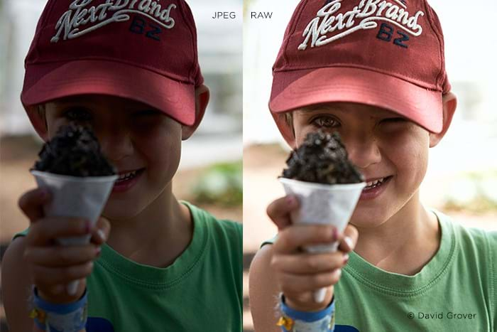 Capture One Raw Photo Editor D G Before After