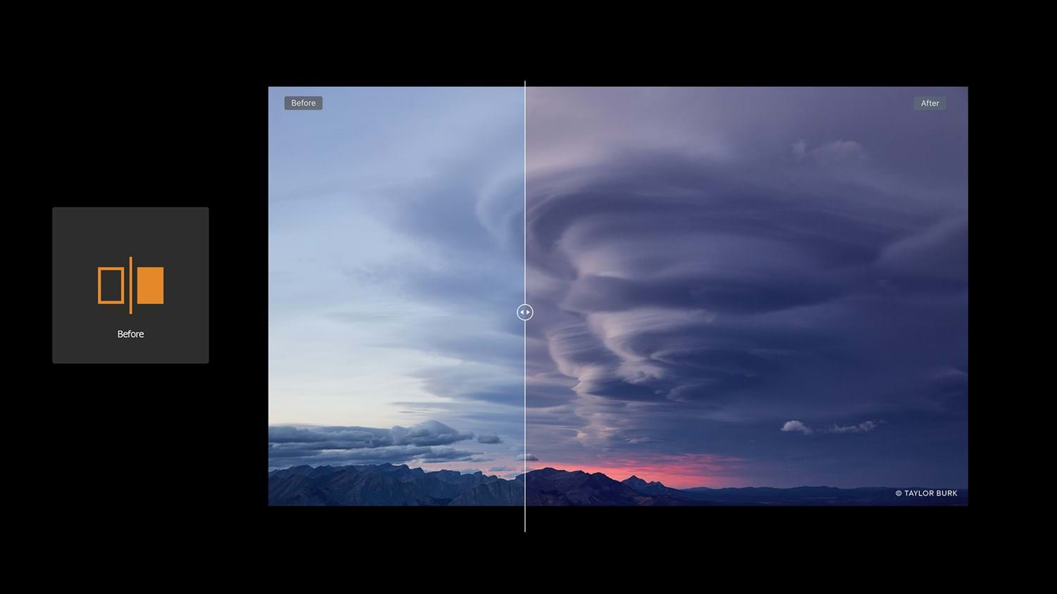 Capture One Raw Photo Editor Features Before After
