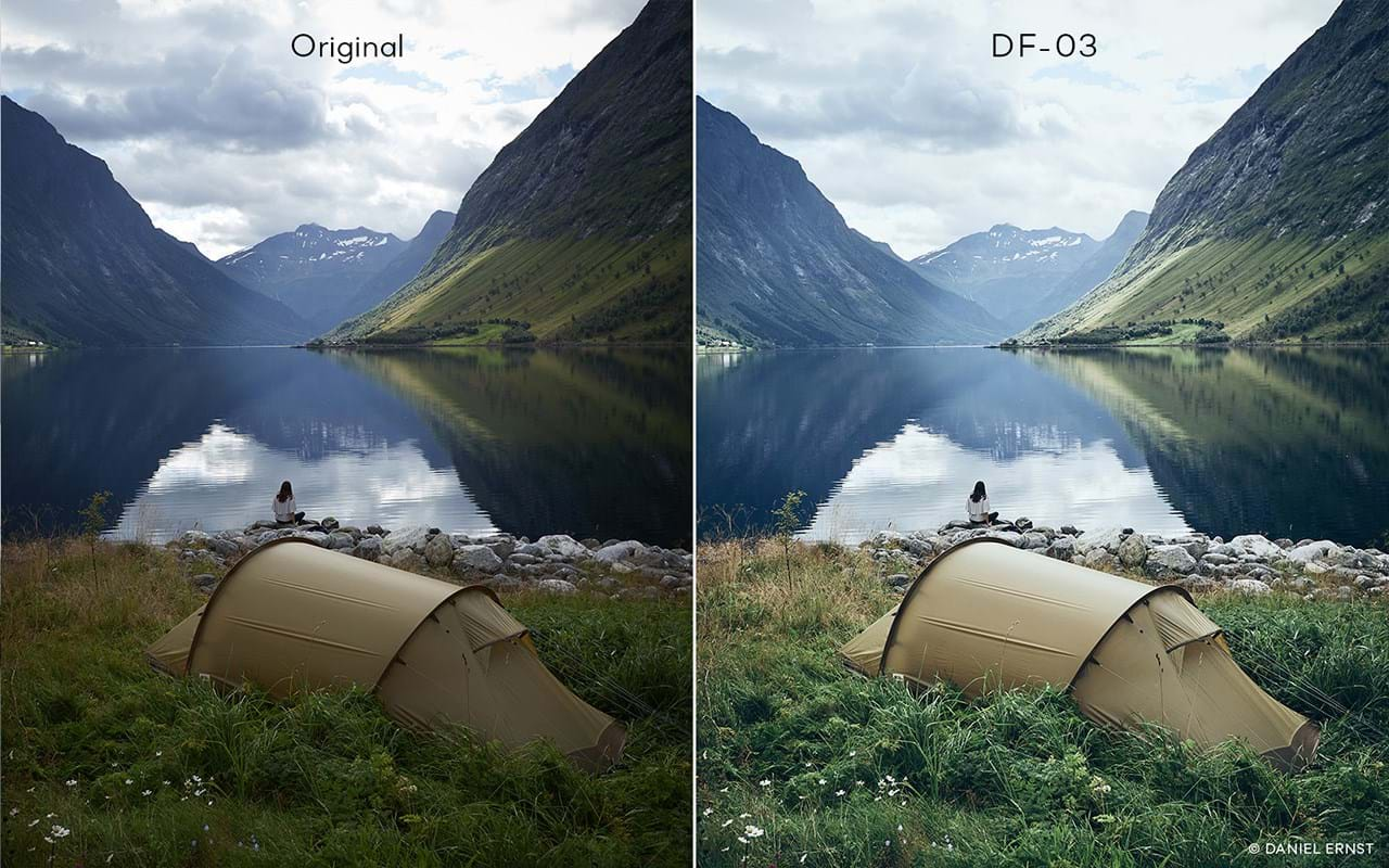 Capture One Raw Photo Editor Buy Style Latitude Deep Forest Df03